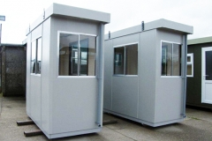 2no.-8ft-x-4ft-security-hut