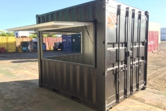 Outdoor-Portable-Container-Booth