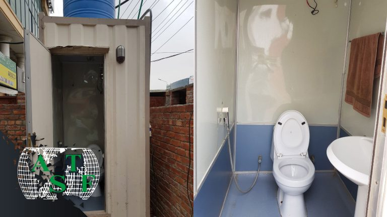 Portable Washroom - Portable Toilets in Pakistan - Alsadiqservices